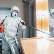 disinfection services Chennai